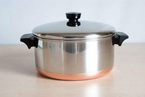 revere ware dutch oven copper clad