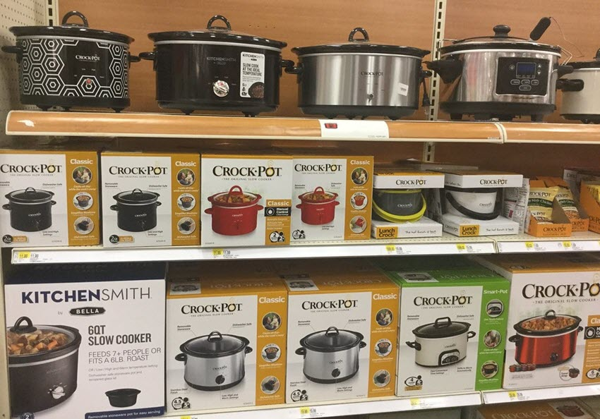 Crock Pot Sizes